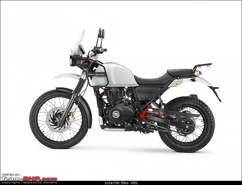 5 years with a Royal Enfield Himalayan | Nightmare to a dream come true-royalenfieldhimalayanwhite1.jpg
