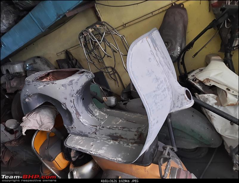 Built - A 1968 Italian Vespa 150-m-after-putty-apply-bubbed.jpg
