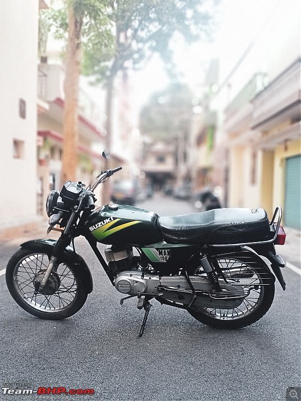 My first motorcycle   2001 Suzuki Max 100-9.jpg