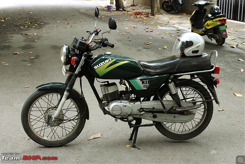 My first motorcycle   2001 Suzuki Max 100-3.jpg