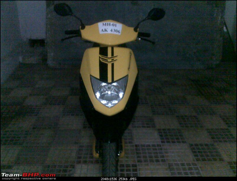 My Honda DIO!! My very Own Bumblebee, now with Carbon Fiber!-19122009267.jpg