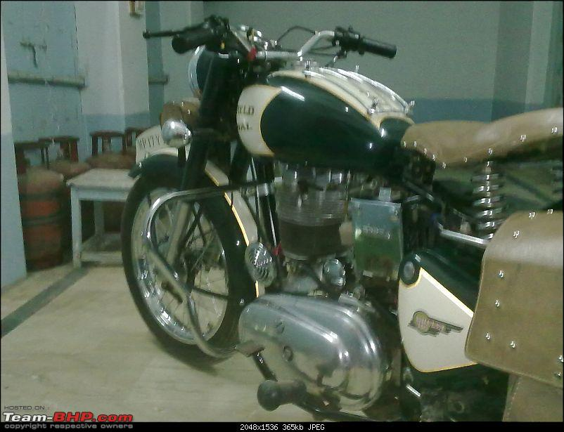 Makeover of Rover RE 350 - 1975-29122009616.jpg