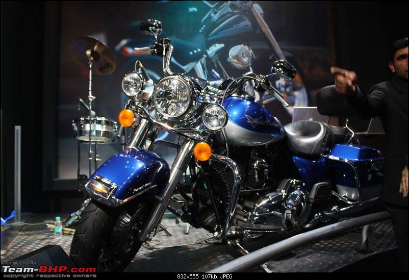 Motorcycles at the Auto Expo 2010-img_5328.jpg
