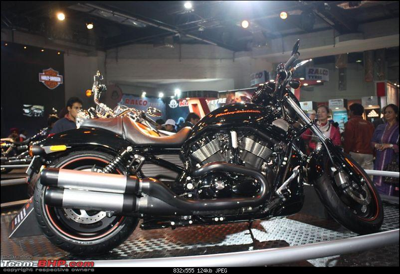 Motorcycles at the Auto Expo 2010-img_5333.jpg