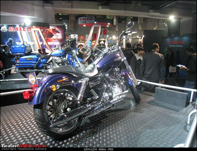 Motorcycles at the Auto Expo 2010-img_2676.jpg