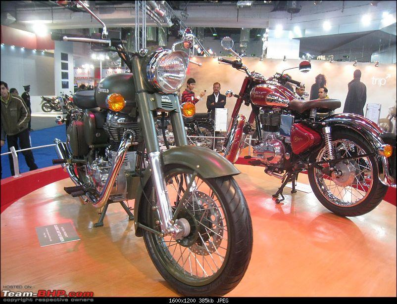 Motorcycles at the Auto Expo 2010-img_2665.jpg