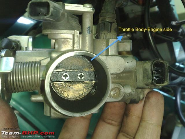 Name:  Throttle body Engine side A.jpg