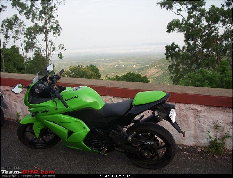 2010 Kawasaki Ninja 250R - My First Sportsbike. 52,000 kms on the clock. UPDATE: Sold!-nandi-hills.jpg