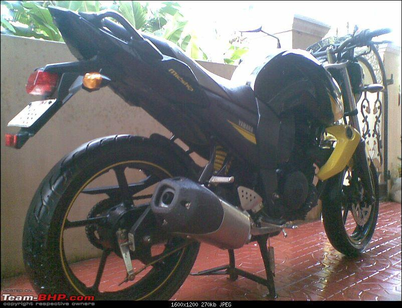 """My Elle Story"" - Living with a Yamaha Fz S 