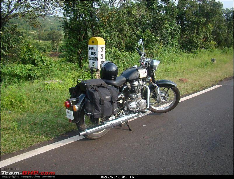 RE Classic 350 - Initial ownership-panaji-165kms.jpg