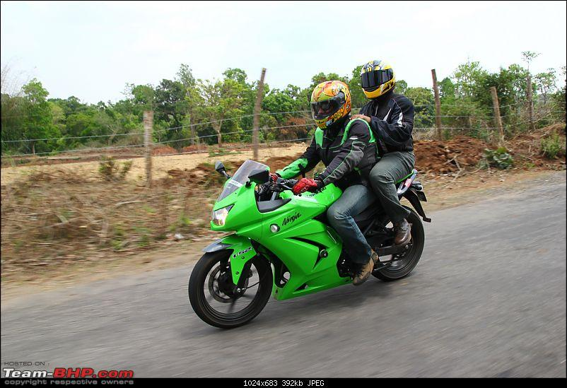 2010 Kawasaki Ninja 250R - My First Sportsbike. 52,000 kms on the clock. UPDATE: Sold!-5593559290_23a916bc1b_b.jpg