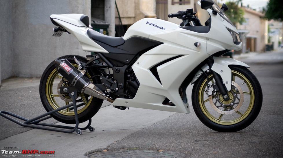 2010 Kawasaki Ninja 250R - My First Sportsbike. 52,000 kms on the ...