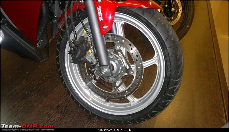 Honda's 250cc Bike : CBR250R!-19052011004.jpg