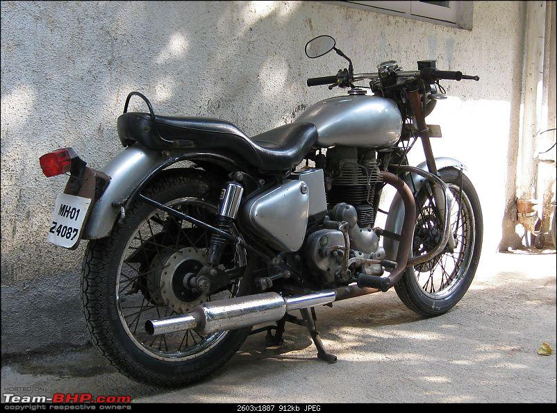 My Enfield Cafe Racer!! Project Complete and I'm back. (Back to stock - Pg 6)-bike1.jpg