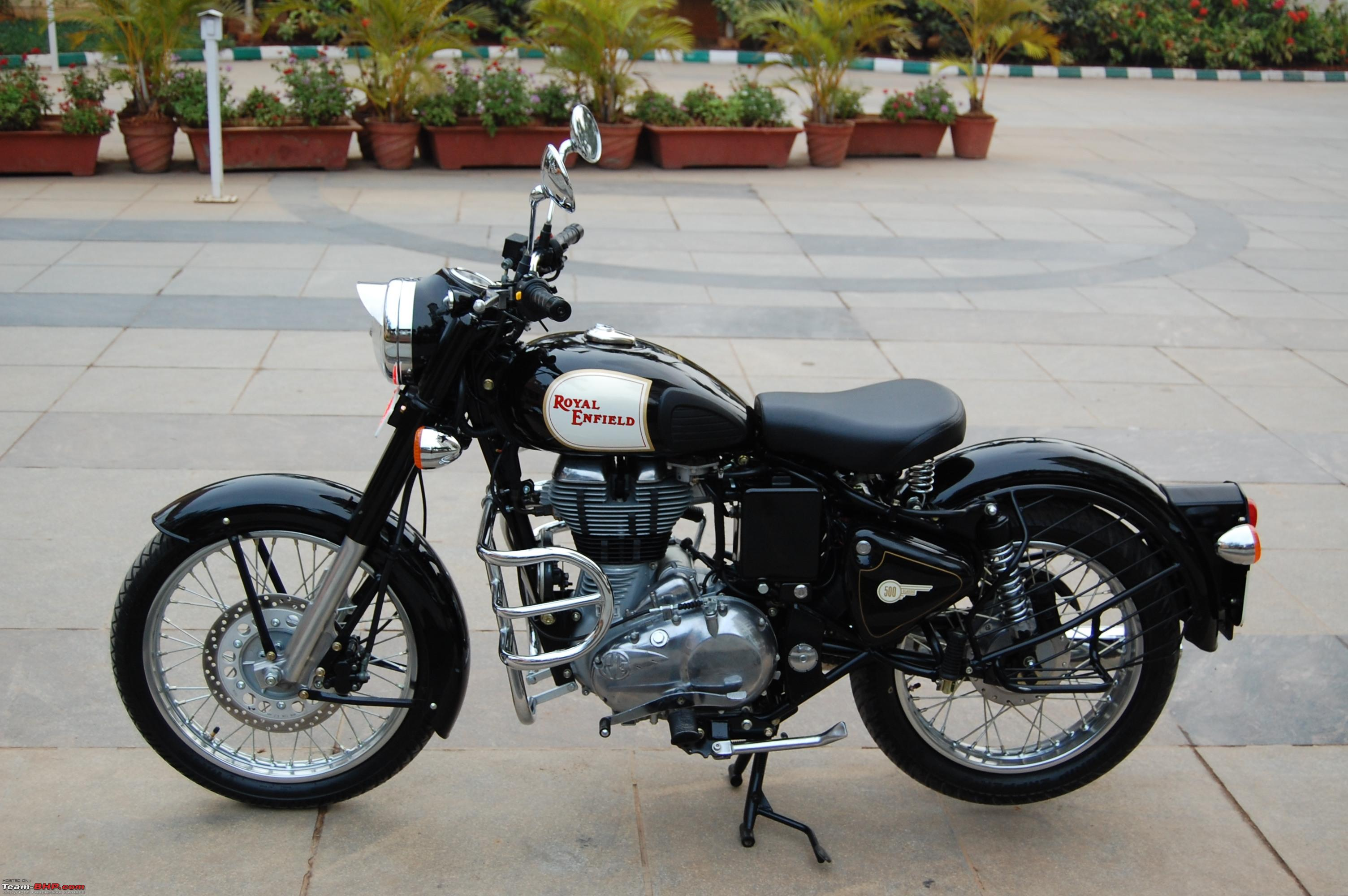 the royal enfield 500 classic thread page 133 team bhp. Black Bedroom Furniture Sets. Home Design Ideas