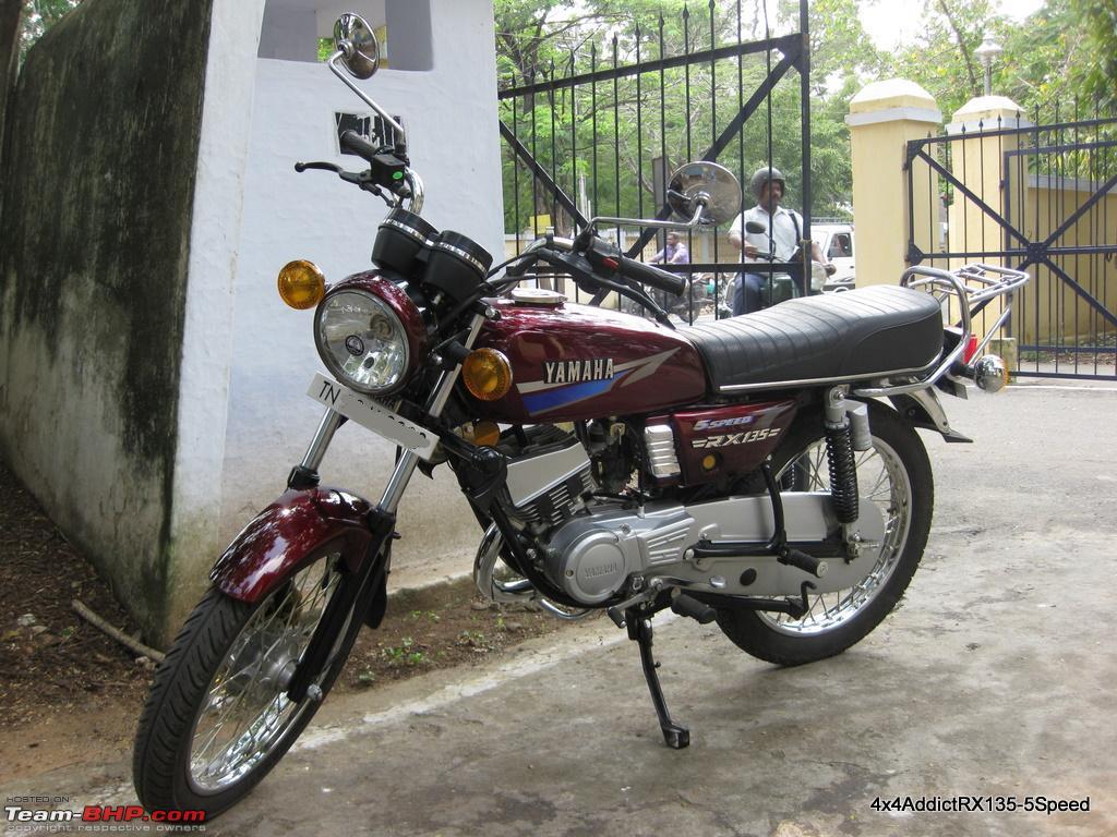 Yamaha Ybx Top Speed