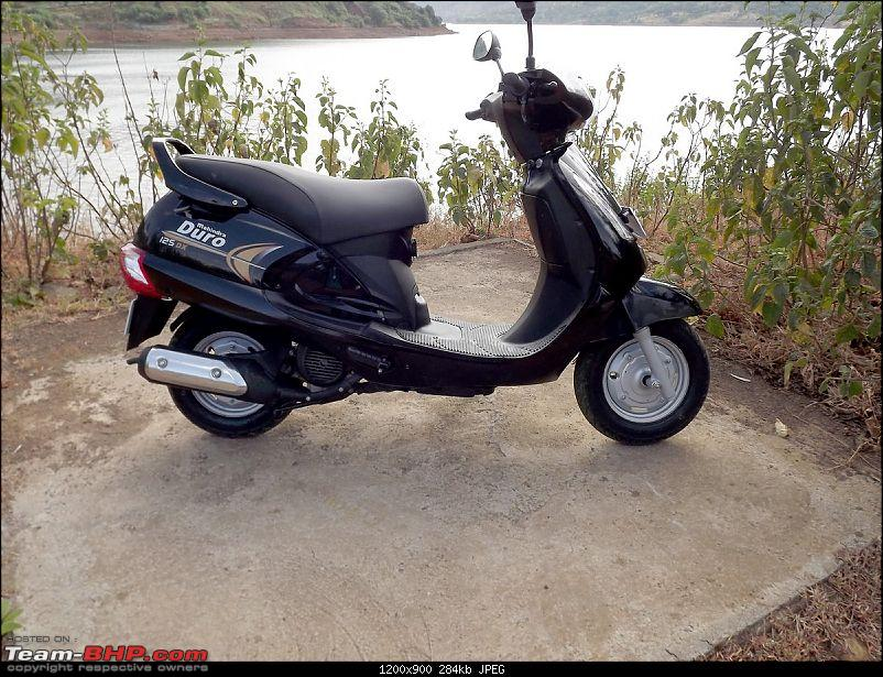 Mahindra Duro 125 DZ : Review, Test Ride & Pictures-duro-side-profile.jpg
