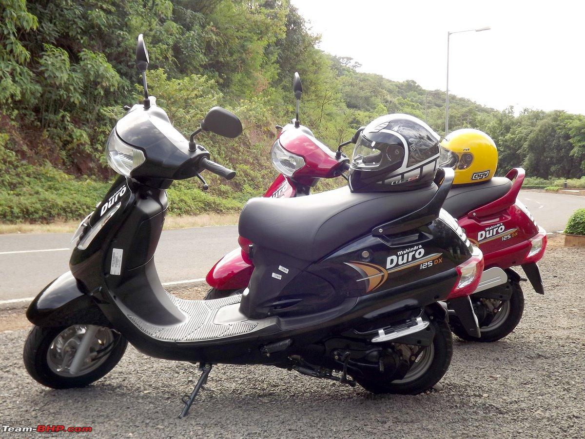 Mahindra Duro 125 DZ : Review, Test Ride & Pictures - Team-BHP