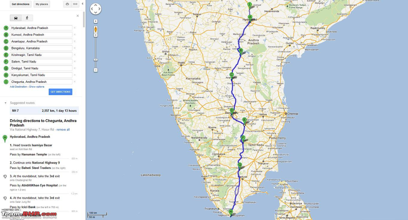 South India Map hd South India!-map-journey