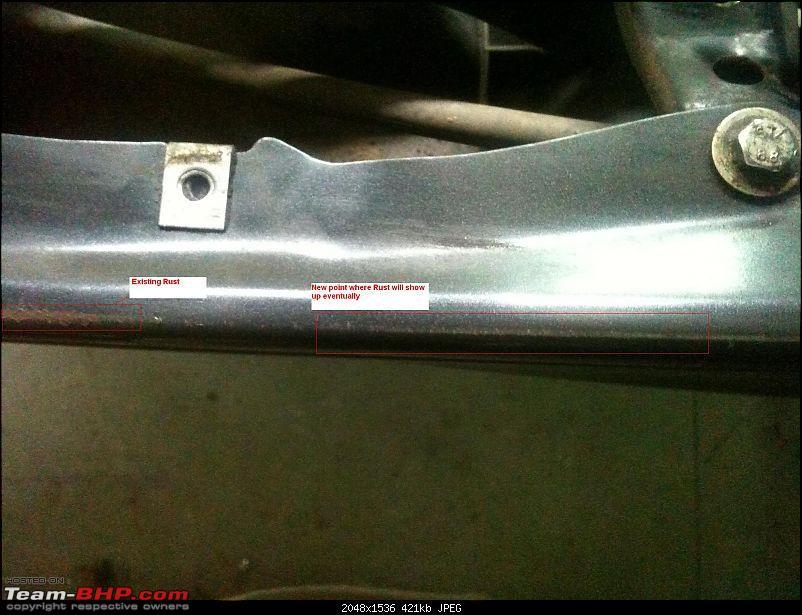 Rusting on 11 month old Aviator: Design fault?-footboard-left-4.jpg