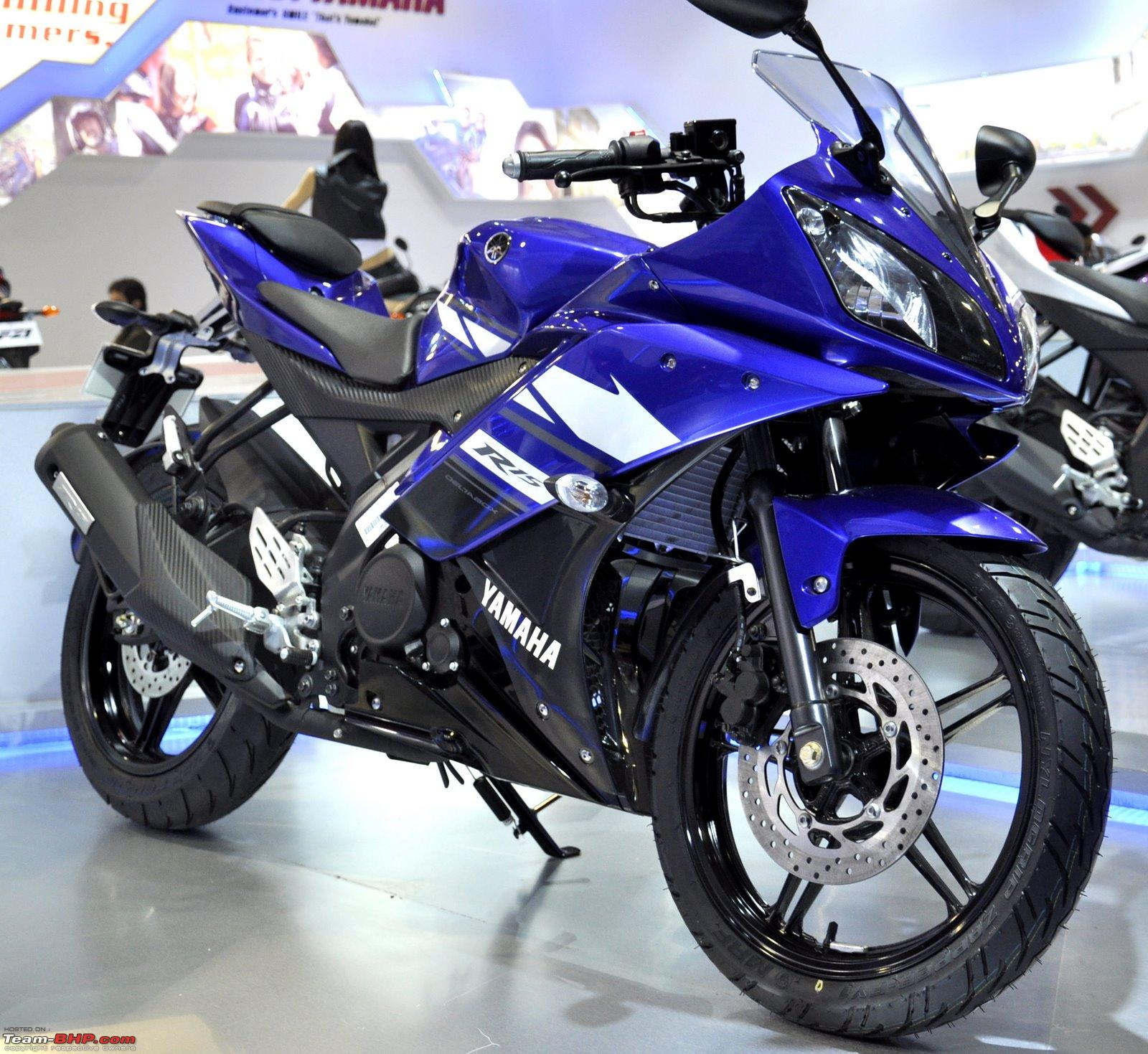 Yamaha R15 2013 Limited Edition