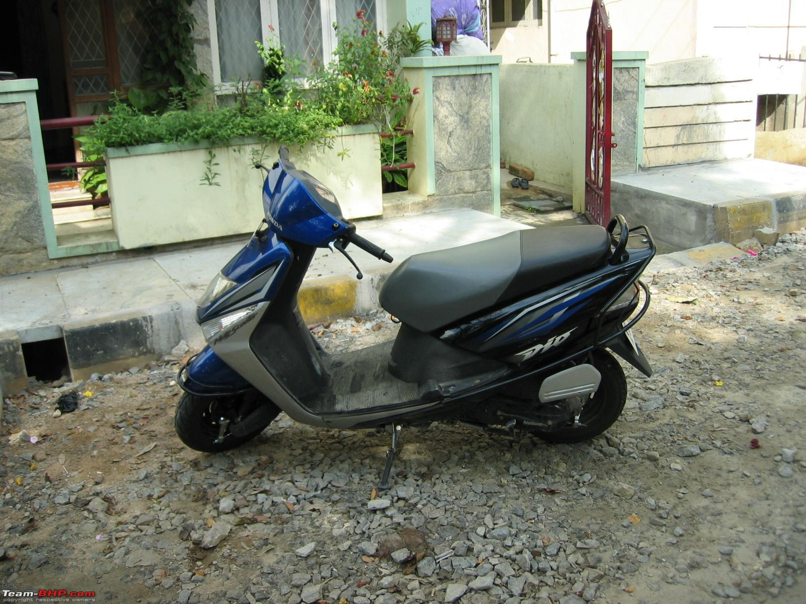 New honda dio launched img 0002 jpg