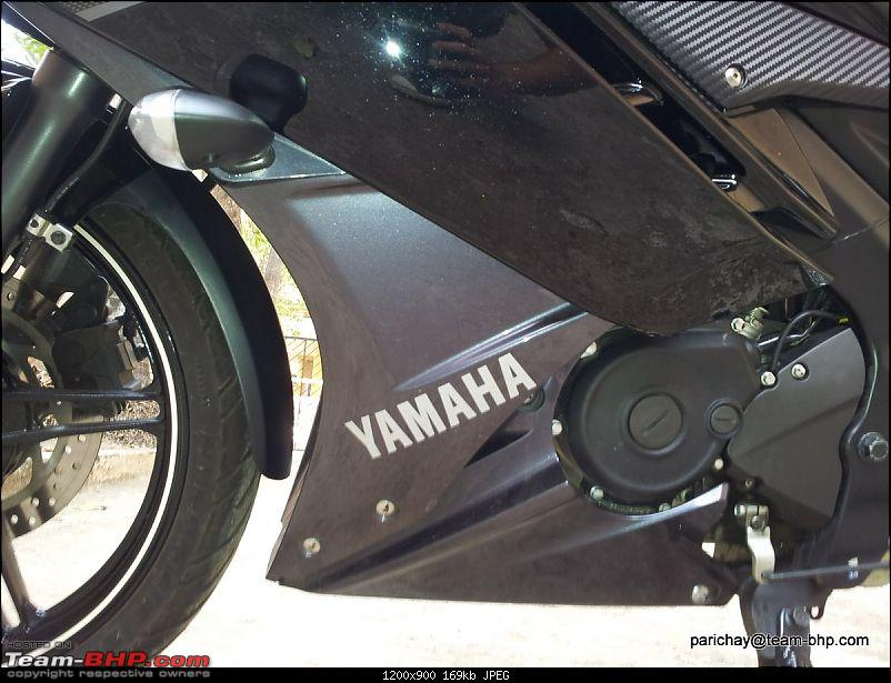 The Yamaha R15 2.0 Ownership Report. Update: 30,000 kms-new-engine-belly.jpg