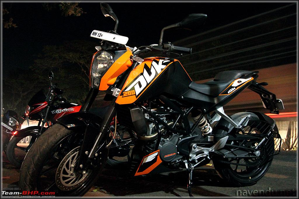 KTM Duke 200 : Baby Duke 222 unites with her new family! - Page 5 ...