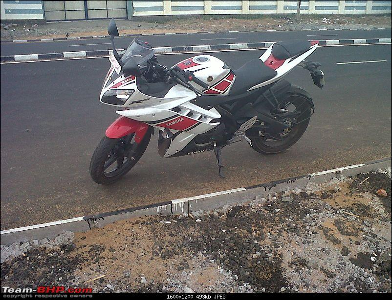Limited edition White & Red Yamaha R15 : The search ends & the fun begins!-7.jpg