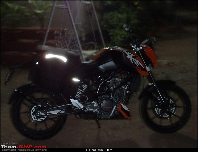 KTM Duke 200 : Baby Duke 222 unites with her new family!-dsc00380.jpg