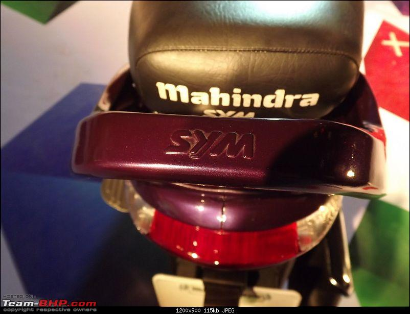 2012 Mahindra Rodeo RZ Unveiled - Ride Report & Pics-rear-grip-bar-sym.jpg