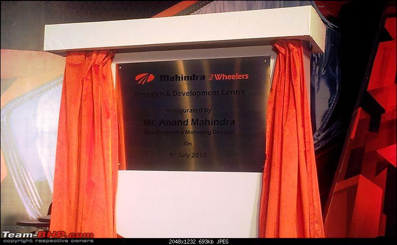 Mahindra opens 100 cr. 2-wheeler R&D facility in Pune-inaug_plaque.jpg