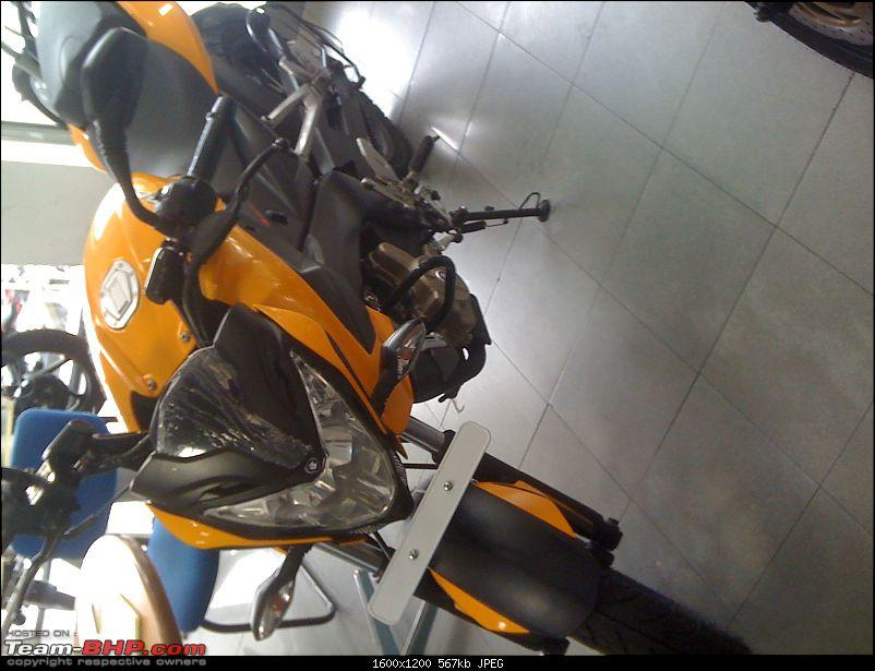The All New Bajaj Pulsar 200NS Unveiled! Update: Rs 84,096- ex showroom Pune-img_1667.jpg