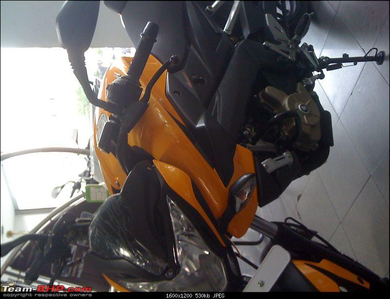 The All New Bajaj Pulsar 200NS Unveiled! Update: Rs 84,096- ex showroom Pune-img_1668.jpg