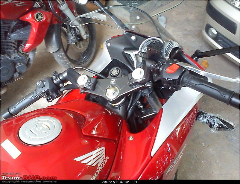 Baby Ceeber comes home! Honda CBR250R-img_20120712_134525.jpg