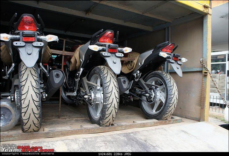 Hero, Bajaj, TVS see sales decline; Honda on the rise-bike.jpg