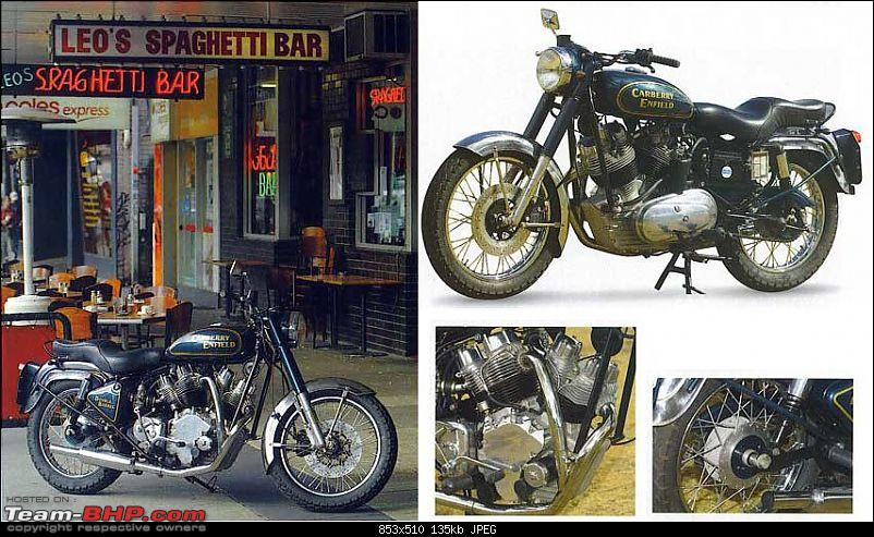 Bullet lovers rejoice - Someone else built a enfield v-twin-carberry123.jpg