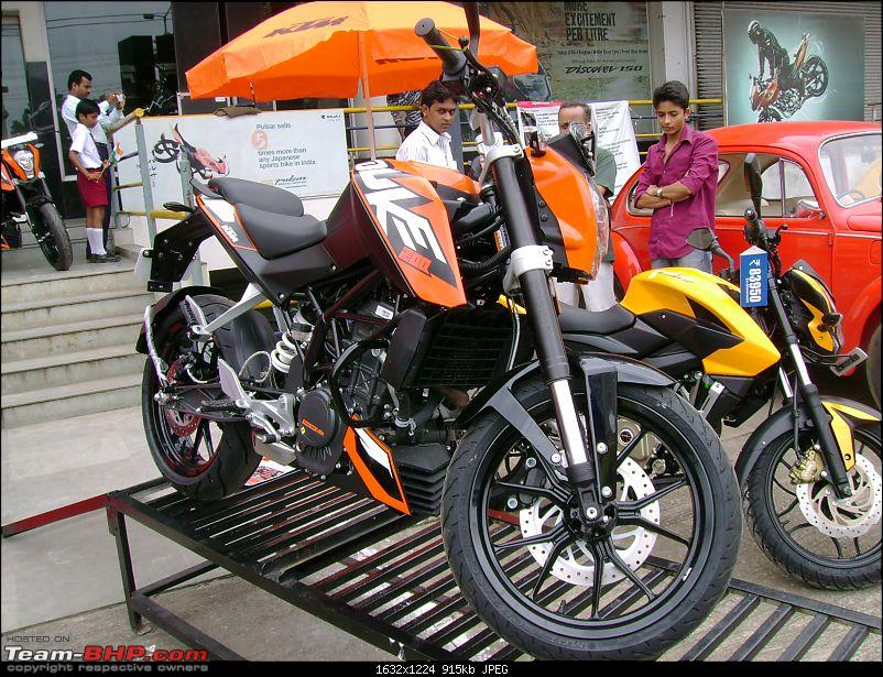 KTM Duke 200 launched @ an introductory price of Rs. 1,17,500/- (Ex-Showroom Delhi)-dsc09719.jpg