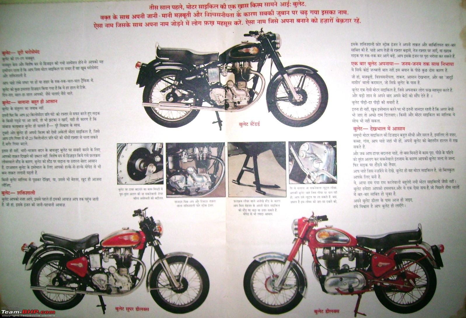Our classic motorcycle manuals have been reproduced from the original  factory information therefore they are very detailed include many technical  photos ...