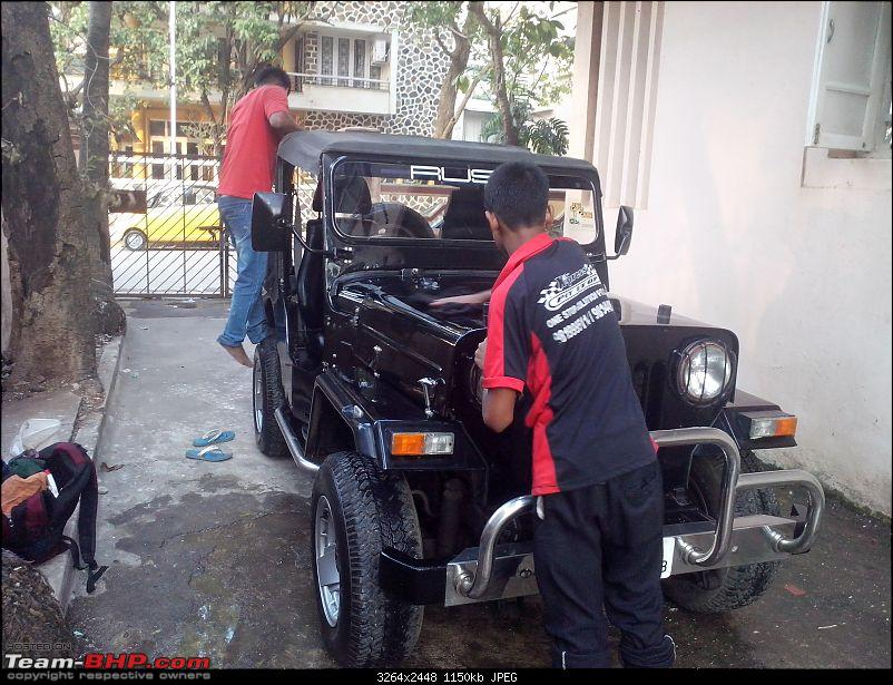 Cheap wash & polish : The Car Spa (at your doorstep, Mumbai)-img_20141021_173343.jpg