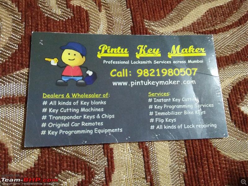 Duplicate Keys, Remote Key OBD Programming : Key Master (Andheri, Mumbai)-img1990.jpg