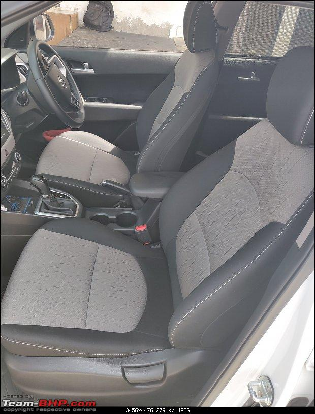 Hi-Tech automotive seat covers - Malad West, Mumbai-front-without-seat-covers.jpg