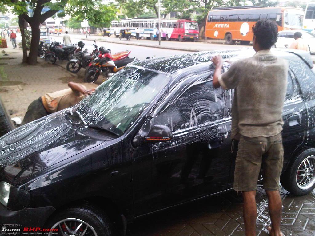 Car detailing interior cleaning auto shine kandivali - Car wash interior shampoo near me ...