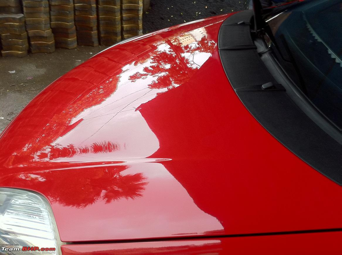 Car Detailing Interior Cleaning Auto Shine Kandivali West Mumbai Page 3 Team Bhp