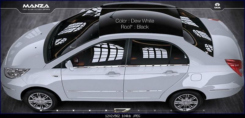 Tata Indigo Manza : Test Drive & Review-whiteblack.jpg
