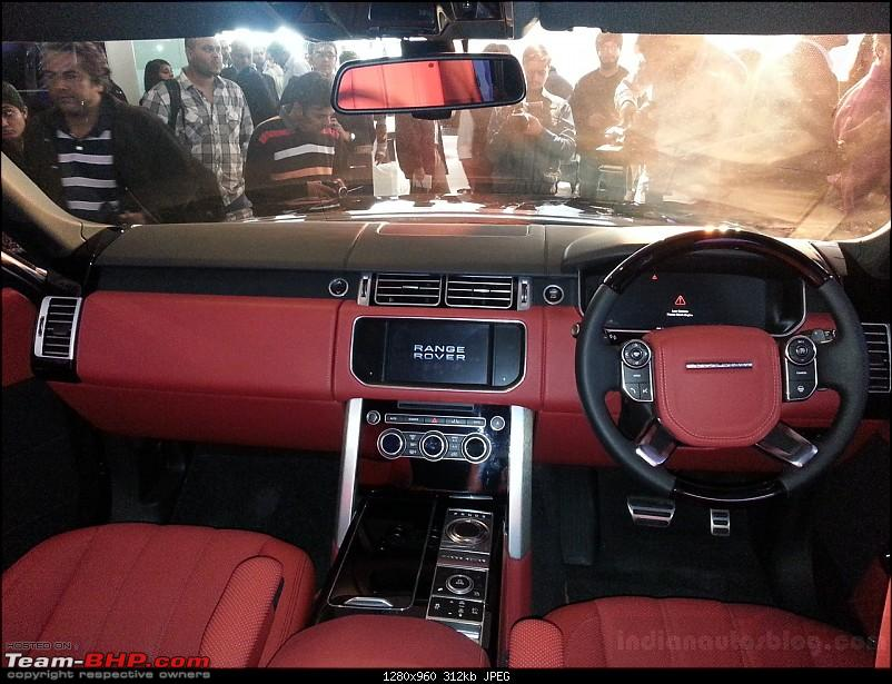 Range Rover (4th Generation) : Driven-2013rangeroverlaunchclicks1.jpg