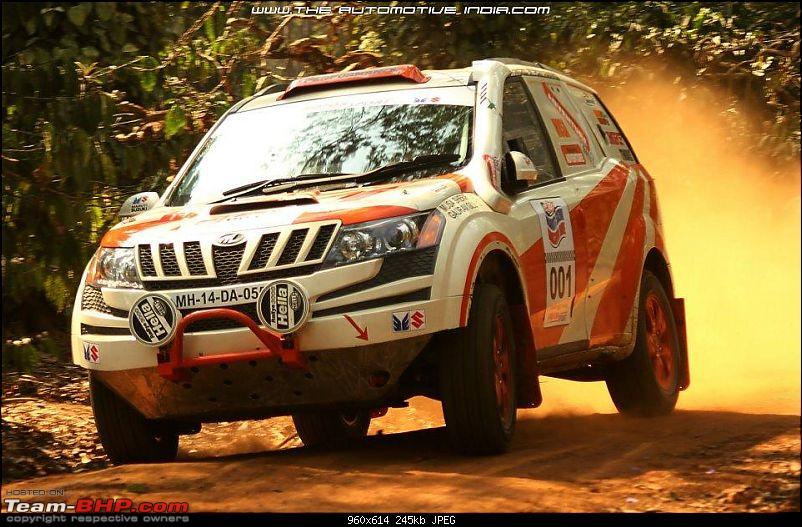 Mahindra XUV500 : Test Drive & Review-xuv-rally.jpg
