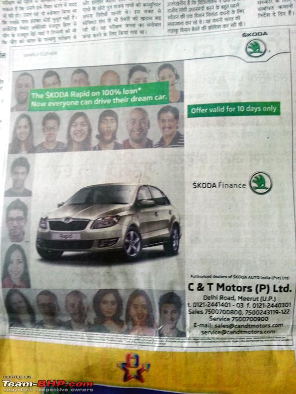Name:  Skoda Rapid Offer.jpg