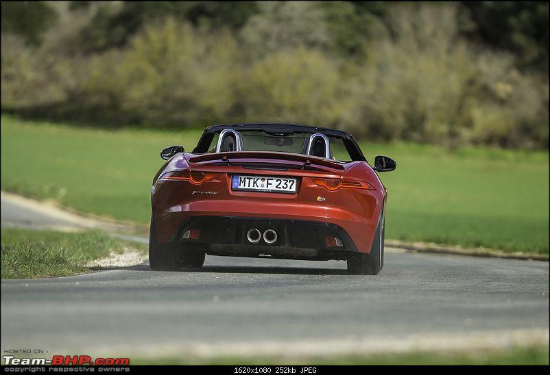 Jaguar F-Type : Driven-rearspoilerup.jpg