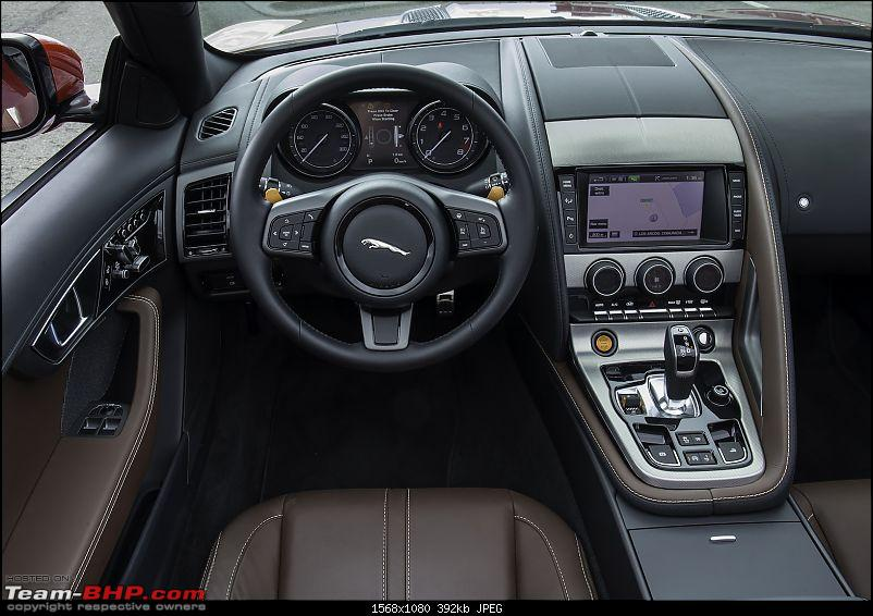 Jaguar F-Type : Driven-drivers-view.jpg